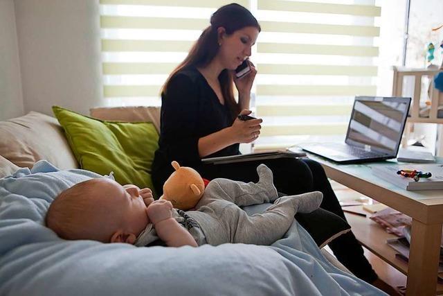 Zurück in den Job nach der Elternzeit