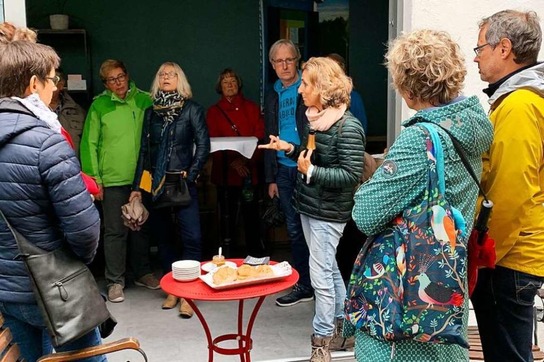 Tour durch Freiburg zu Fuß und für den Gaumen  | Foto: Martina Fahrländer