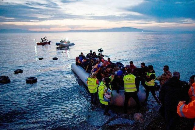 Griechenland soll Asylsuchende illegal abgewiesen haben