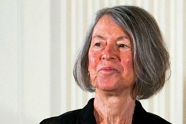 Louise Glück erhält den Literatur-Nobelpreis