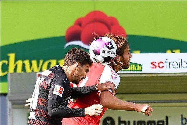 0:3-Niederlage im Testspiel gegen den VfB Stuttgart