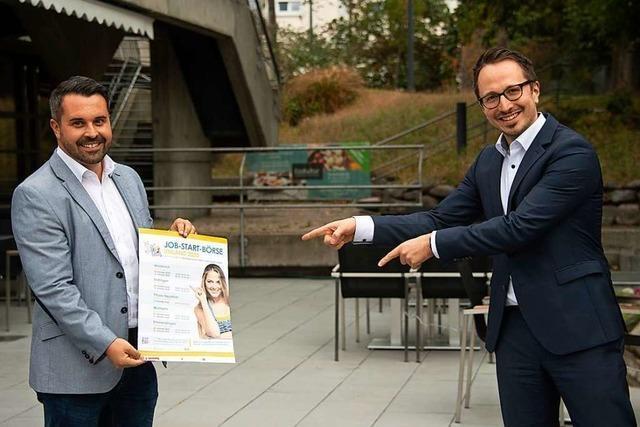 Die Job-Start-Börse in Müllheim findet trotz Corona statt