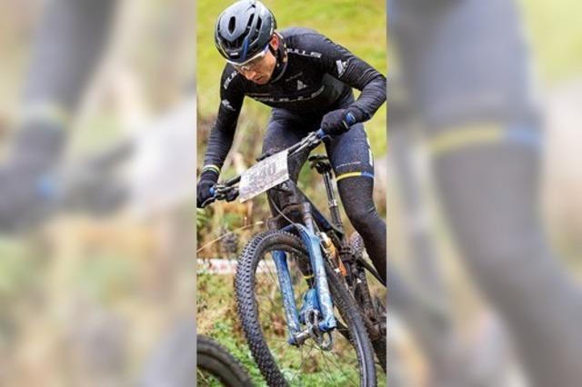 Simon Stiebjahn siegt im Sprint