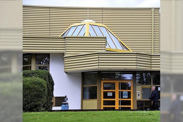 Sporthalle Badmatte offiziell eingeweiht