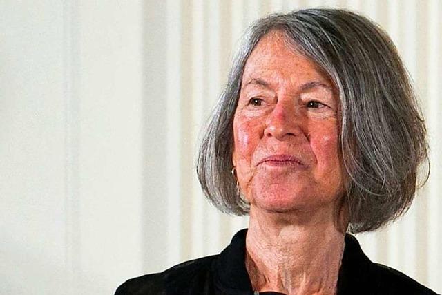 Literaturnobelpreis an Louise Glück: Eine große Unbekannte