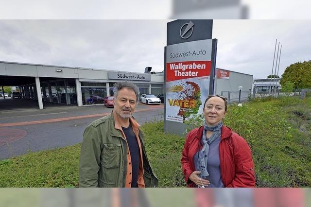 Wallgraben-Theater eröffnet am 21. Oktober seine Spielstätte in früherem Autohaus