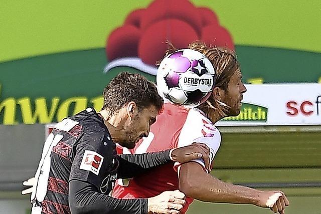 0:3 im Derby-Test gegen Stuttgart