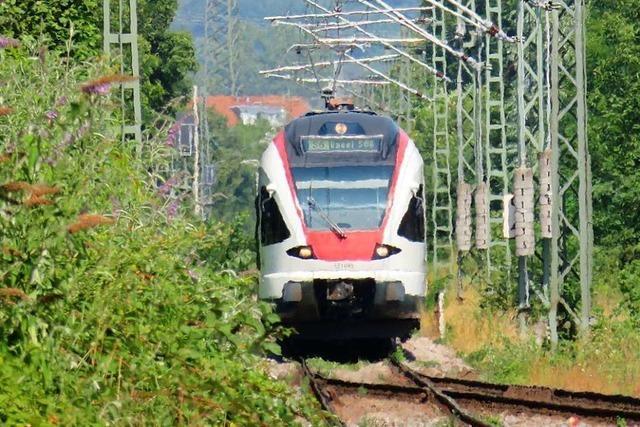 S-Bahn-Lücken am späten Abend werden im Kreis Lörrach geschlossen