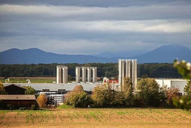 Die Firma Simona in Ringsheim will sich am Standort erweitern