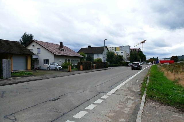 Anwohner der Römerstraße in Rheinfelden fühlen sich im Stich gelassen