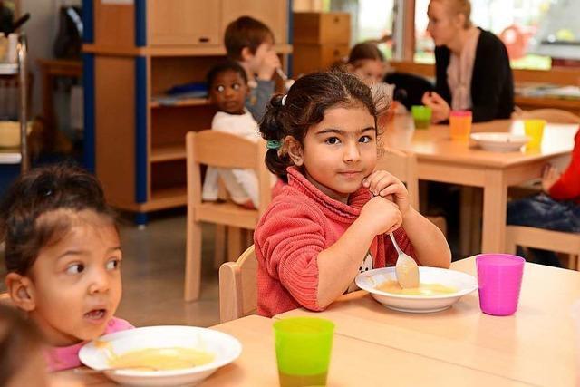 Flüchtlingskinder bekommen oft keinen Kindergartenplatz