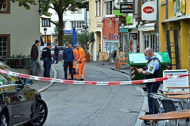 20-Jähriger stirbt nach Messerstecherei im Freiburger Bermudadreieck