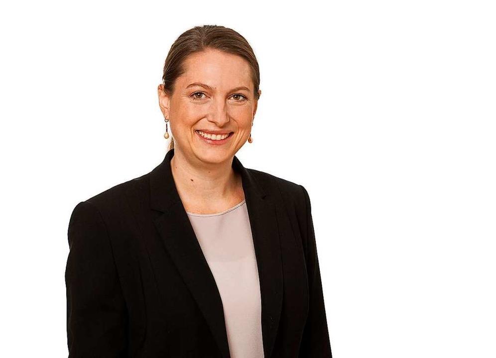 Nadja Poppen, Geschäftsführerin des Ba...-Börsen auch 2020 viel Anklang finden.  | Foto: BZ.medien