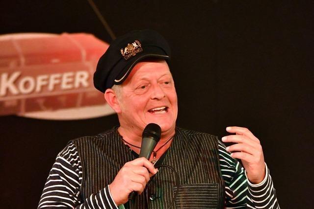Stand-up-Comedian Michael Eller wird am Samstag nicht in Ettenheim auftreten