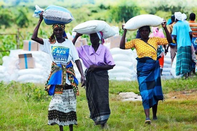 Friedensnobelpreis geht an das Welternährungsprogramm