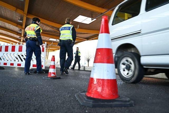 Zweifach Gesuchter an Grenzübergang Rheinfelden festgenommen
