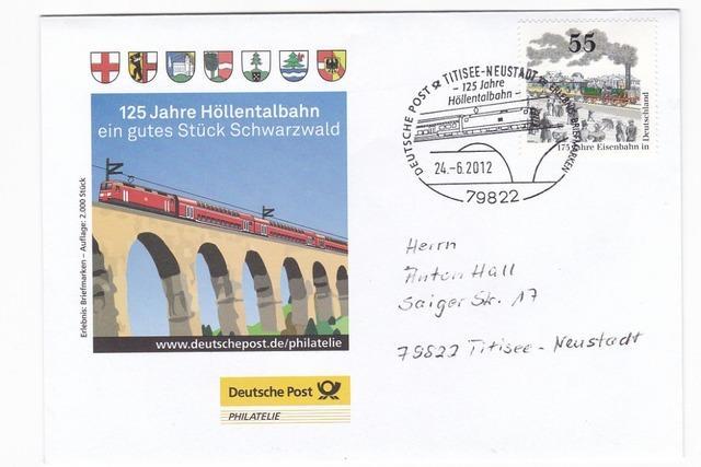 Warum ein Neustädter Briefmarken sammelt