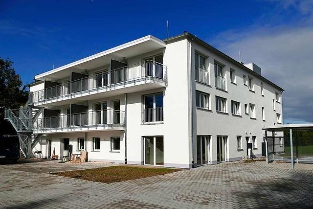 Tagespflege, Kindergarten und Ferienwohnungen in einem Gebäude – ein einzigartiges Konzept im Landkreis