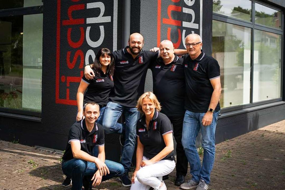 Das Freiburger Team von Fischer Küchen... es für eine Traumküche alles braucht.  | Foto: Fischer Küchen (Archivfoto)