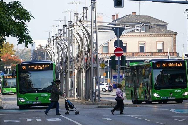 Statt dem ZOB könnte es Bussteige im Norden und Süden des Bahnhofs geben