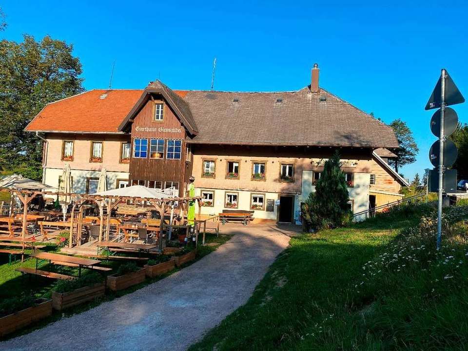 Das derzeitige Gebäude auf dem Stohren...ass sich eine Renovierung nicht lohnt.  | Foto: Gemeinde Münstertal