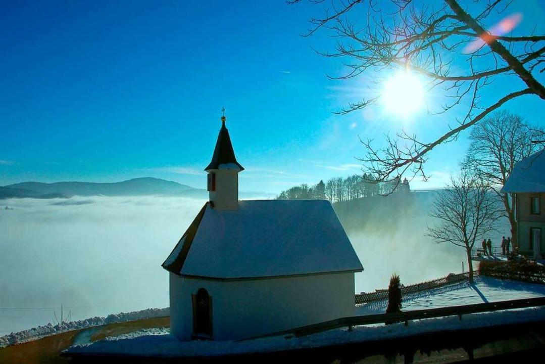 Winterstimmung auf dem Stohren  | Foto: Markus Donner