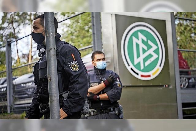 Harter Schlag gegen DFB