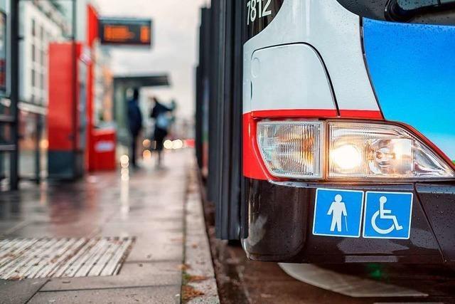 Rollstuhlfahrer müssen beim Busfahren mit vielen Hindernissen kämpfen