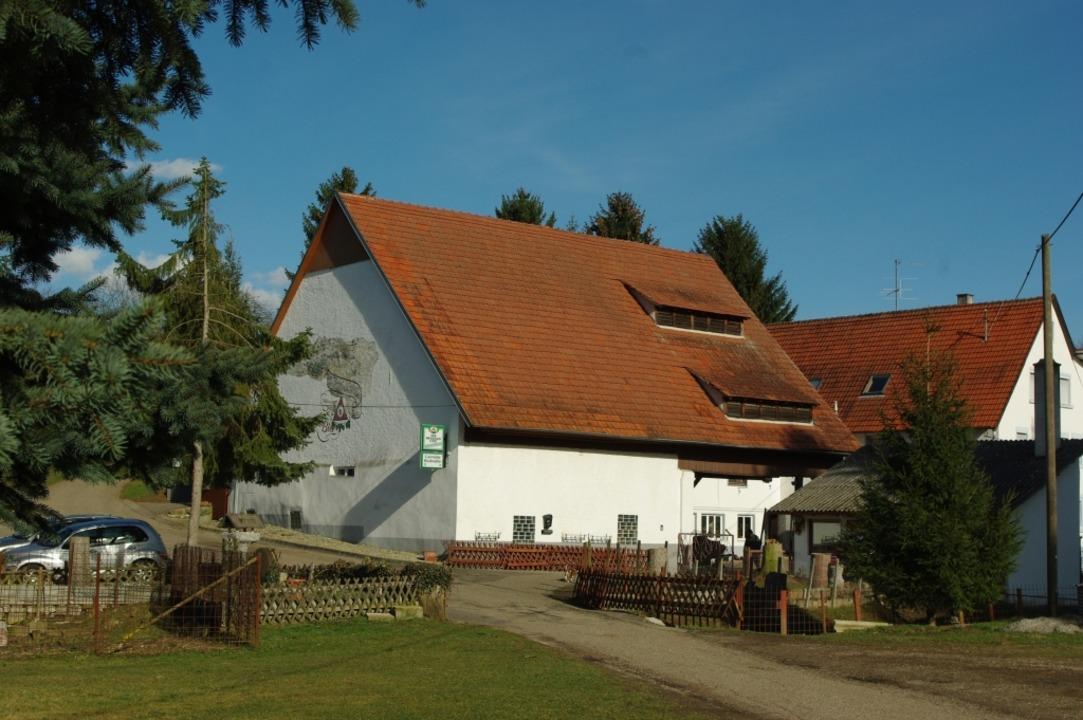 Riedmühle Oberschopfheim.    Foto: Hubert Röderer