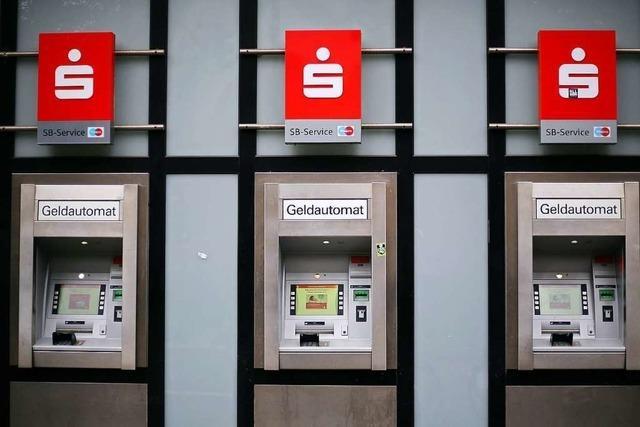 Sparkasse in Pfaffenweiler macht zu – nach Automatensprengung