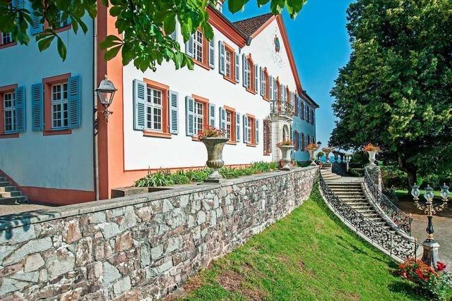 Pächterwechsel in der Schlosswirtschaft auf Schloss Bürgeln