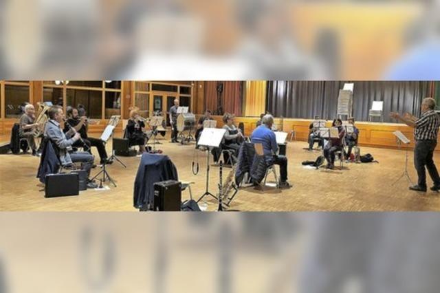 Musizieren wieder in geschlossenen Räumen