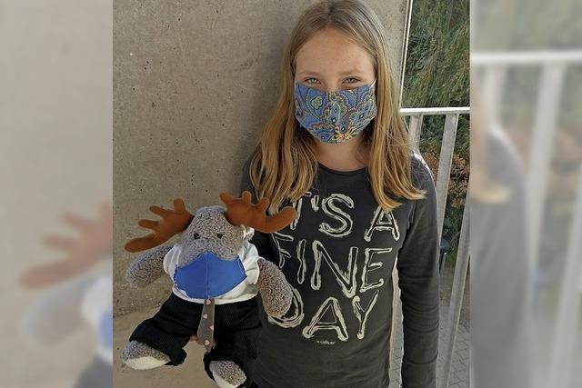 Maskenpflicht für Kuscheltiere