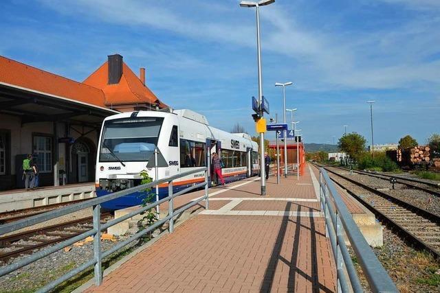 Ab Montagmorgen fahren zusätzlich zwei Busse nach Breisach
