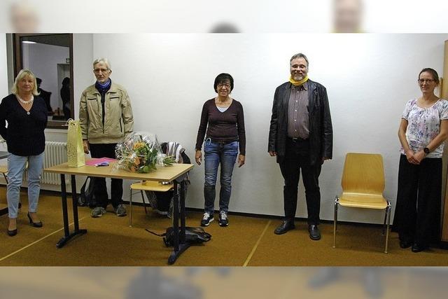 Angelika Fröhlich geht in Ruhestand