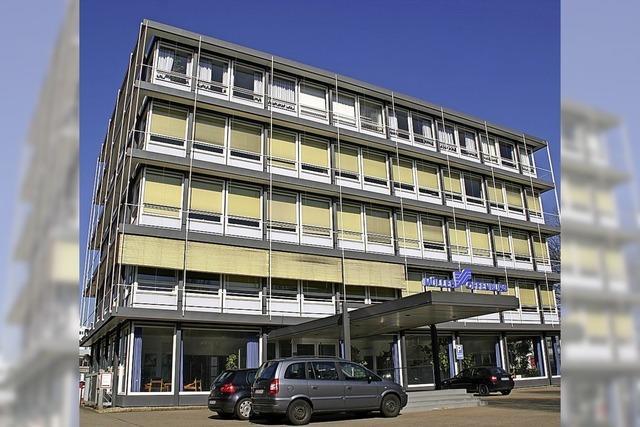 Abstrichstelle zieht ins Stahlbau-Müller-Gebäude um