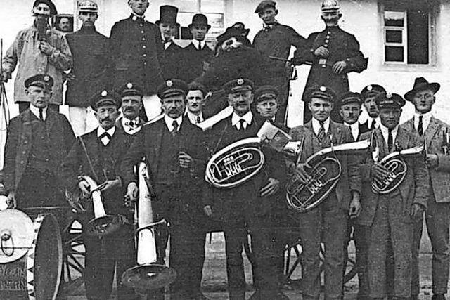 Seit 140 Jahren Musik für das Dorf