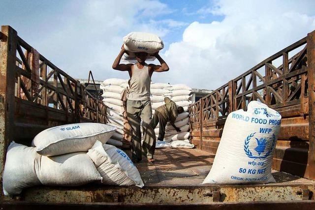 Der Friedensnobelpreis für das WFP ist ein kluges Zeichen