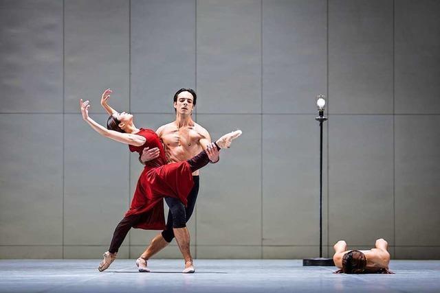 Mit John Neumeiers Ballett