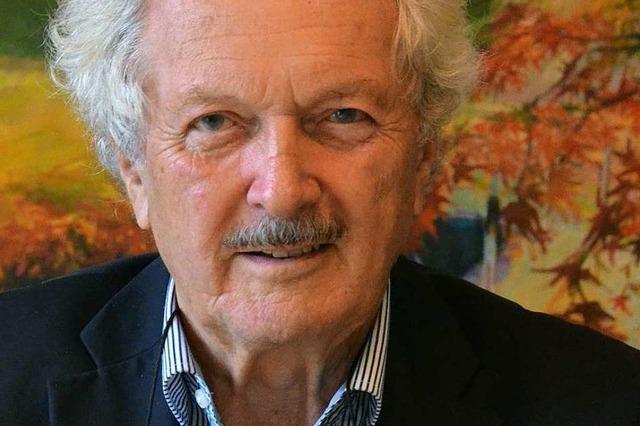 Wolfram Wette wird Waldkircher Ehrenbürger – und hatte nicht nur leichte Zeiten