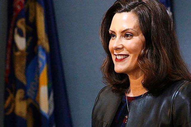 Rechtsradikale Miliz wollte US-Gouverneurin entführen