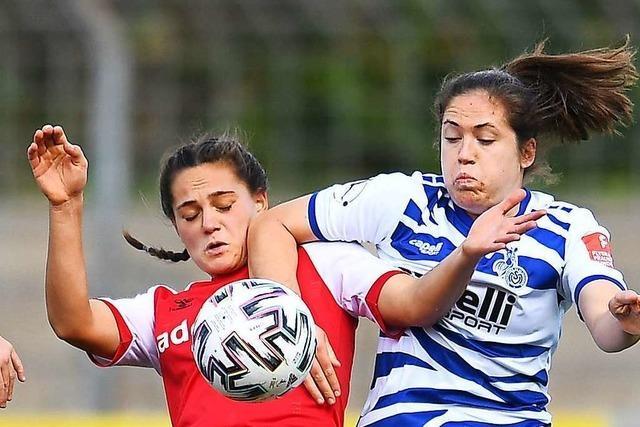 Das Hoffen auf einen Sahnetag: SC-Frauen empfangen Top-Team Wolfsburg