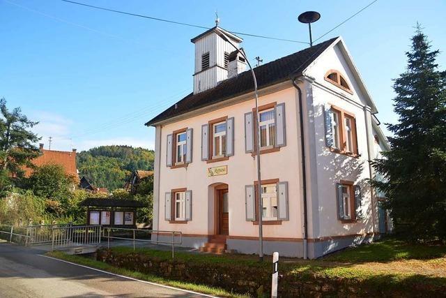 Das Rathaus in Schopfheim-Enkenstein wird verkauft