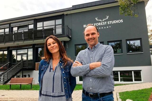 Hinter den Kulissen der Black Forest Studios: In Kirchzarten entstehen jetzt Filme
