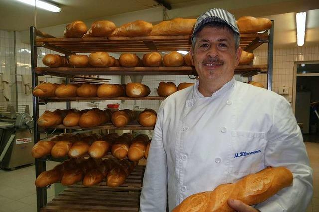 Beim Brot steckt das Aroma in der Kruste