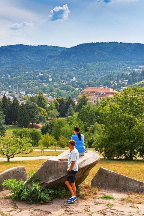 Oberhalb von Baden-Baden  | Foto: Baden-Baden Kur & Tourismus GmbH