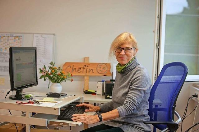 Eva Bähker ist neue Schulleiterin in Ettenheim-Altdorf