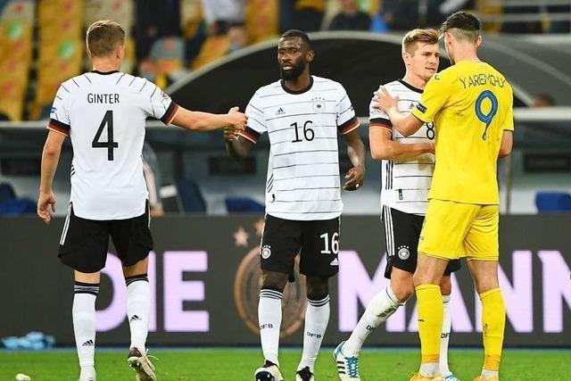 DFB-Elf fährt ersten Sieg in der Nations League ein