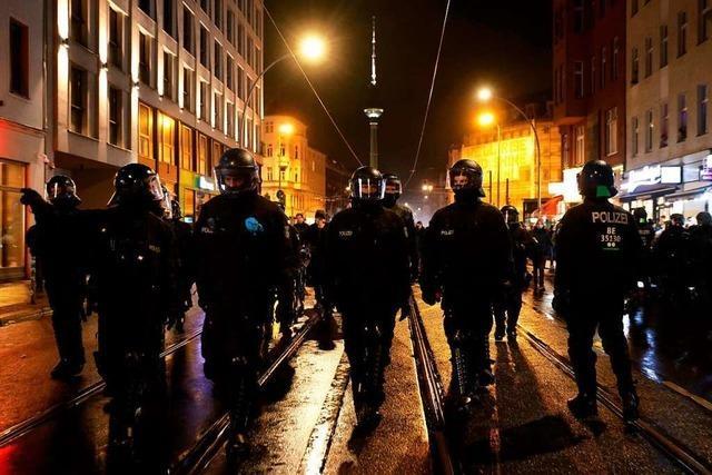 Der Staat muss nach der Räumung der Liebig 34 in Berlin Stärke zeigen