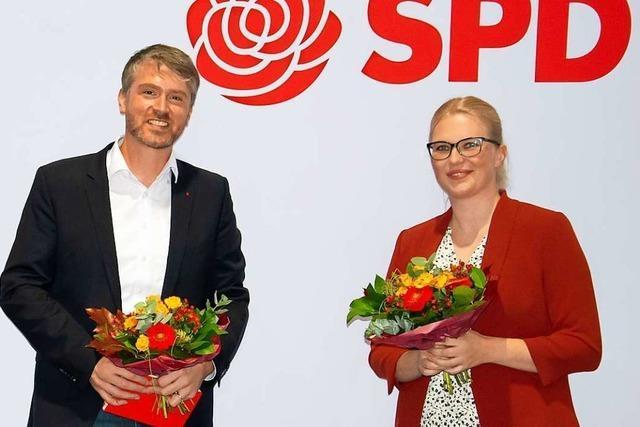 Jonas Hoffmann soll für die SPD im Kreis Lörrach in den Landtag ziehen